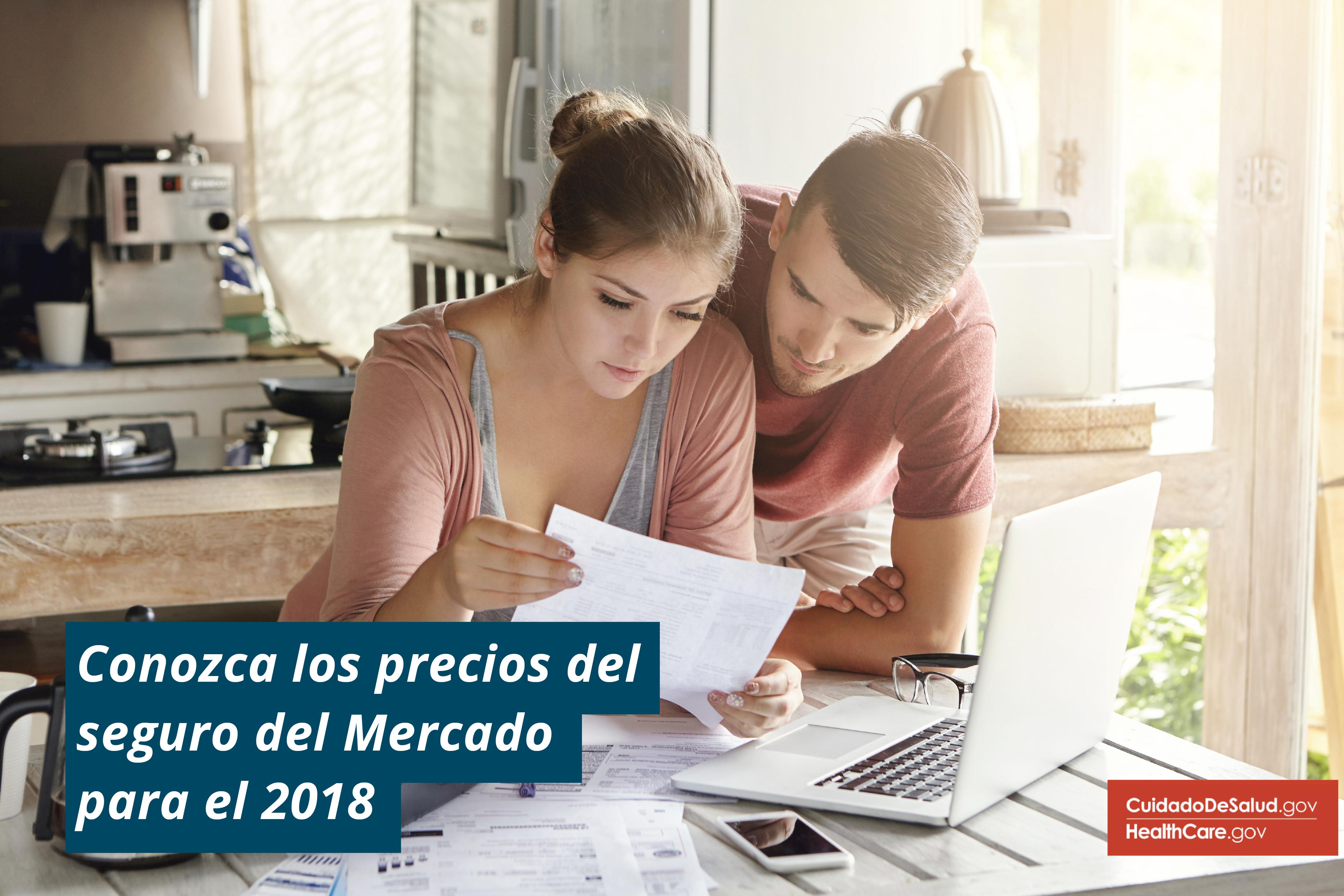 Sus Precios Del Seguro Del Mercado Para El 2018 Healthcare Gov
